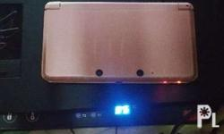 3DS Pink CTR-001 (JPN) CFW installed with 16gb SD