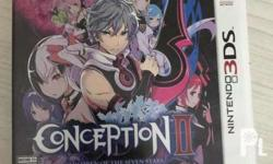 Conception II: Children of the Seven Stars(3DS//USA):