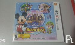 3DS games for sale Complete box and inserts: -Disney