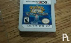 Original secondhand Super Mystery Dungeon for 3DS - PHP