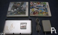 Selling Nintendo 3DS XL Limited Edition Mario and Luigi