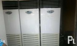 3Tons Carrier Floor Mounted Air conditioning free