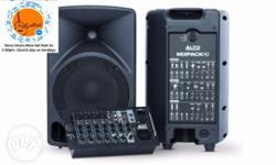 Brand New Alto Mixpack10- 400w All In One Portable
