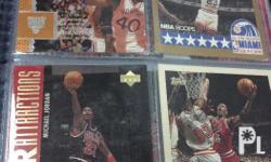 Michael jordan nba basketball cards. Check out my other