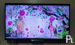 Selling our TV, well taken care Philips Full HD LED TV