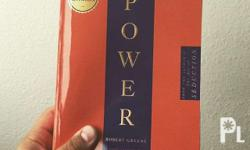 48 Laws of Power by Robert Greene P999 Pls text me at