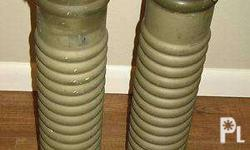 own a piece of history 4 AUSTRIAN ARMY mortar tube
