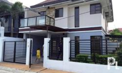 House and lot in an 87-hectare first-class residential