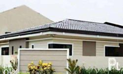 Corner bungalow house and lot in Pilar Village, las