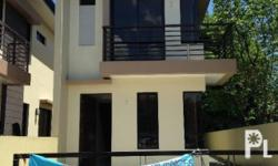 Maiko Single Attached House and Lot Lot area: 96sqm