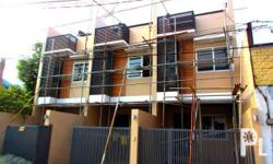 3 Storey Townhouse for sale in Tandang Sora Quezon
