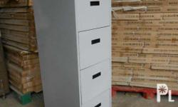 4 layers FILING CABINET overall size 18 inches width x