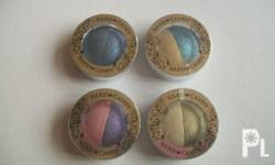 4 pcs Lot Hard Candy Meteor & Kal Eye descope Baked