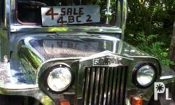 Jeep 4bc2 Engine For Sale In Calabarzon Classifieds Amp Buy