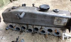 cylinder head cover only with cap for 4d56 diesel