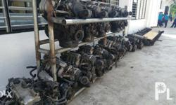 Mitsubishi Engine and Transmission of 4G63 For sale