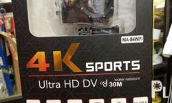 Authentic 4k Sports Camera as seen and reviewed by diff