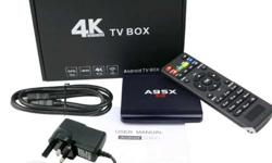 Androidctv box. Allow you to watch online video for