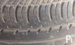 Mags with tire 4pcs size15
