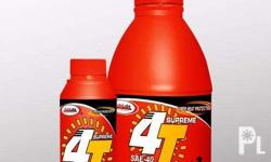 4T SAE 40 is super-grade engine oil specifically