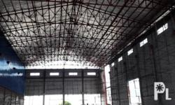 Industrial for Rent in Tanza City 8 meters ceiling
