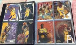 50 kobe bryant nba basketball cards with rookies. Pwede