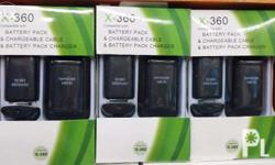 5in1 Battery Pack for xbox360-450 Includes: 2 Battery