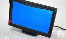 "- 100% brand new - 5"" Color LCD, HD resolution, 800 x"