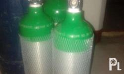 We refill, sell, rent medical o2 and also Mix and