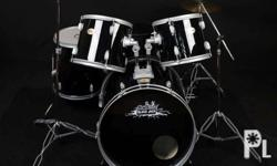 Here's the Newest 5pcs Standard Drumset from