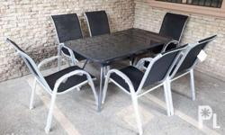 6 seater indoor or oudtdoor dinning set from australia