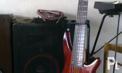 Deskripsiyon For Sale! 2nd Hand - 6 String Bass IBANEZ
