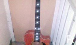 I am offering this guitar to someone who can use it as