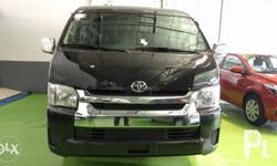Toyota GL Grandia MT 1T 2016 ***DOWNPAYMENT DEPENDS ON