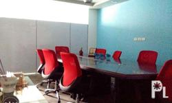 fully furnished ready to use office space with