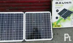 80 watts folding solar panel easy to carry easy to