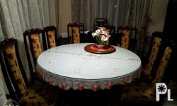 RUSH SALE > 8 Seater Dining Table and Chairs > with