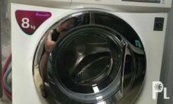 A washing and dyer for laundry business 8kg LG washing
