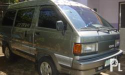TOYOTA LITE ACE GXL'93 model!RUSH!! ORIG. Paint good