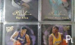 96-97 Fleer Ultra All Rookie SET special cards 1/15