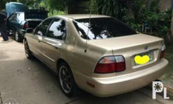 For sale 1996 honda accord Top of the line Registered