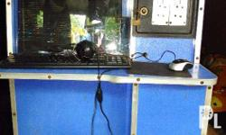 A4 with video card 6gb memory 500gb hard disk