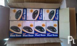 Brand New A4Tech Mouse PS2 Optical Wheel Mouse 1000DPI