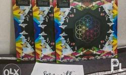 Coldplay - A Head Full of Dreams (2015) (2LP 180g Pink