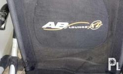 Used ab lounger for body building and exercise To have