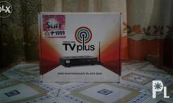 For sale Abs cbn tv plus for only 1700 pesos