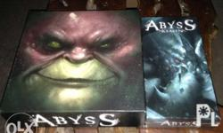 Im selling my Abyss board game for only P3500. It comes