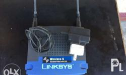Access Point LINKSYS