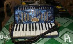 Accordion Tombo Brand sold in AS IS where is condition