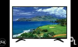 "32"" Flat Screen LED high definition TV. Brand New with"